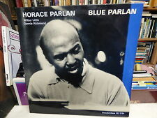 Horace Parlan  : Blue parlan - steeple chase SCS 1124