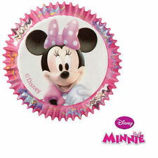 Minnie Mouse 50 Baking Cups Party Cupcakes Liners Treats