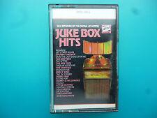 "VARIOUS ARTISTS  "" JUKE BOX HITS - CASSETTE TWO ""  CASSETTE"