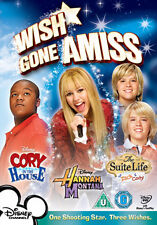 DVD:WISH GONE AMISS - NEW Region 2 UK
