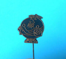 FIFA FOOTBALL SOCCER WORLD CUP SPAIN 1982 MASCOT NARANJITO pin badge ESPANA 82 a