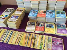 100 Random Pokemon Cards Bundle Including Holos, Rare Bulk Joblot Base