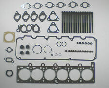 HEAD GASKET SET & BOLTS BMW 320 320i 323i 520i 6 Cyl M20 75-82 VRS E12 E21 E28