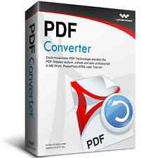 Wondershare PDF Converter  lifetime Vollversion ESD Download nur 21,99 !!
