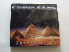 2 CD CRIMSON GLORY Astrononica
