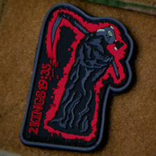 Silent Reaper PVC Patch (Glow In The Dark) - PA-SR