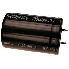 Elko Kondensator Jamicon HS 50V 10000uF RM10 30x45mm 105°C Snap-in 854250