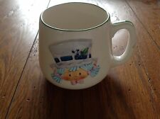 Strawberry Shortcake Blueberry Muffin  Mug Earthen Ware Designers Collection