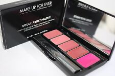 Make UP FOR EVER Rouge artista tavolozza 5 ROSSETTI Palette 04 Cool beige prezzo consigliato £ 31