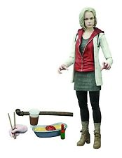 DIAMOND SELECT Vertigo iZombie LIV MORE (Rose McIver) Figure! CW TV SHOW! MOC!