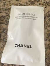 Chanel Nourishing Mascara Base  1-Travel Sample