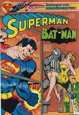 Superman 1979/ 11 (Z1, Sm, Sz), Ehapa