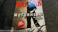 ZZ- REVISTA MAGAZINE ROCK & FOLK Nº444 - MOTORHEAD - THE HIVES - PRINCE  JAD WIO