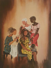 "African American Art Annie Lee""THREE ON ONE""Print Liquidation Sale!!"