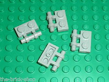 LEGO OldGray Plate 1 x 2 with Handle 2540 / Set 10221 6089 10019 6543 7191 6277