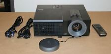 Dell 4210X DLP Projector 3500 Lumen 1080p HDMI.New Original Dell Lamp Installed