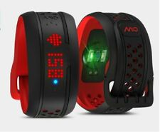 Mio Fuse Crimson 59P-LRG Heart Rate Training + Activity Tracker