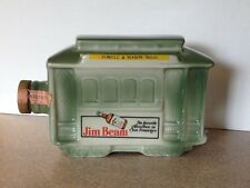 Vintage  Regal China SAN FRANCISCO TROLLEY CAR 1968 Jim Beam Decanter  B17