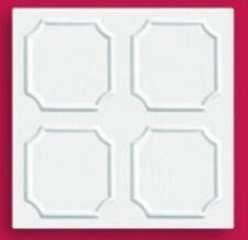 Ceiling Tile 20x20 Styrofoam Easy Install for DIY Home Decor #R-01