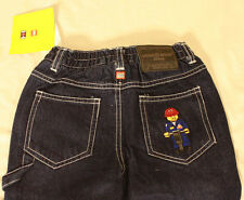 LEGO®WEAR Lego Kids or Childs Blue Jeans Size 24 Months with Elastic Waist *NEW*