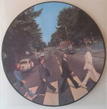 "THE BEATLES: ""Abbey Road"" - Picture Disc - LTD REIS - Vinyl LP - Unplayed/NEW!!!"