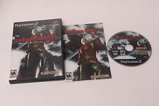 Playstation PS2 -Devil May Cry 3  - Complete CIB