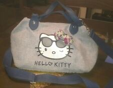 "Tracolla/Pochette/Valigia/Borsa "" HELLO KITTY "" Samri License"