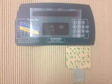 Life fitness upper overlay keypad 9500 9500hrt Next Gen crosstrainer I680 I570