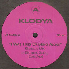 KLODYA - I Was Tired Of Being Alone - Box 21