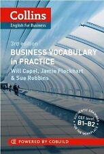 Business Vocabulary in Practice: B1-b2 by Sue Robbins, Jamie Flockhart, Will...