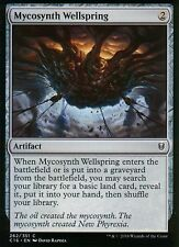 4x Mycosynth Wellspring | NM/M | Commander 2016 | Magic MTG