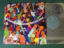 """HENRI LECA & SES 5 QUINTETTES: Surprise-Partie monstre - LP  RCA """"CHOC"""" 400 067"""