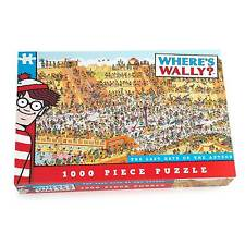 Where's Wally? - The Last Day Of The Aztecs Jigsaw Puzzle 1000 Pieces - New