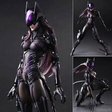 Square Enix Play Arts Kai DC BATMAN Catwoman Selina Kyle Figure Figuren In Box