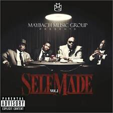 Rick Ross Presents: Self Made 1 / Various - Rick Ross Prese - CD New Sealed