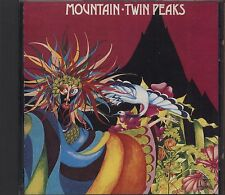 MOUNTAIN - Twin peaks - CD COLUMBIA / WINDFALL CGK 32818 NEAR MINT CONDITION
