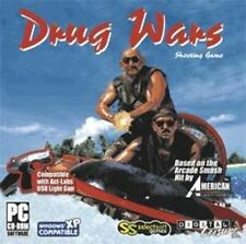 DRUG WARS Crime Patrol II   PC Game just like the arcade Brand New USA seller