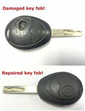 Repair refurbishment service for Mini One Cooper S 2 button remote key fob