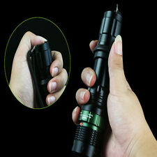 Rechargeable 3000 LM Zoomable Cree XM-L T6 LED Flashlight Focus Torch Lamp Light