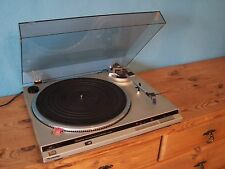TECHNICS sl-qd22 high end hi-fi QUARTZ DIRECT DRIVE AUTOMATIC TURNABLE SYSTEM