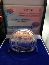 ESTUCHE 10 EUROS PLATA 2002 RAFAEL ALBERTI CENTENARIO