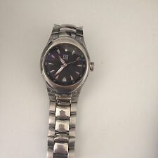 ESQ. MOVADO MEN'S STAINLESS STEEL WATCH E5263