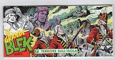 fumetto striscia - IL GRANDE BLEK serie inedita numero 16