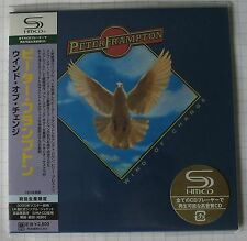 PETER FRAMPTON - Wind Of Change JAPAN SHM MINI LP CD OBI NEU! UICY-93597