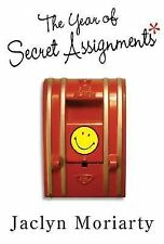 The Year of Secret Assignments by Jaclyn Moriarty (2004, Hardcover)