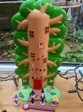Ben And Holly's Little Kingdom Magical Elf Tree House With Wand And Figures
