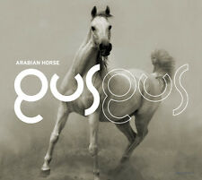 Arabian Horse: Special Edition - Gus Gus (2011, CD NUOVO)