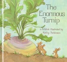 The Enormous Turnip-ExLibrary