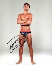 Tom Daley Diving Autographed Signed 8x10 Photo COA #16