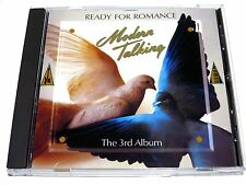 cd-album, Modern Talking - Ready For Romance (The 3rd Album), 10 Tracks